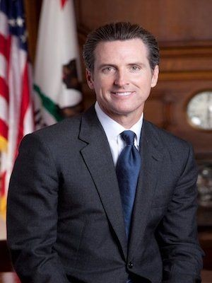 Governor Gavin Newsom
