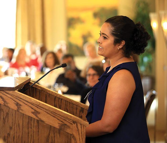 Jazmin Martinez Garcia, 2017 WLC Scholarship Recipient