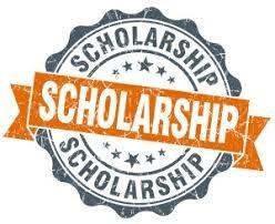 Scholarship logo style image