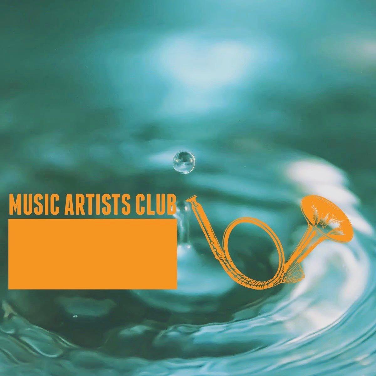 Music Artists Club Logo