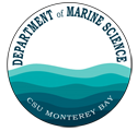 Dept of Marine Science logo