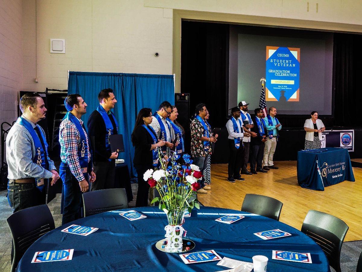 Veteran's Graduation Celebration