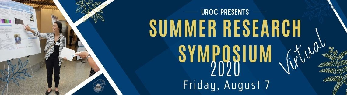 Summer Research Symposium 2020 Banner