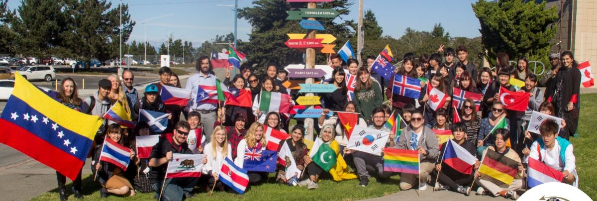 CSUMB International Education Week Group Picture from 2017