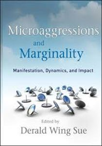 book cover microaggressions and marginality