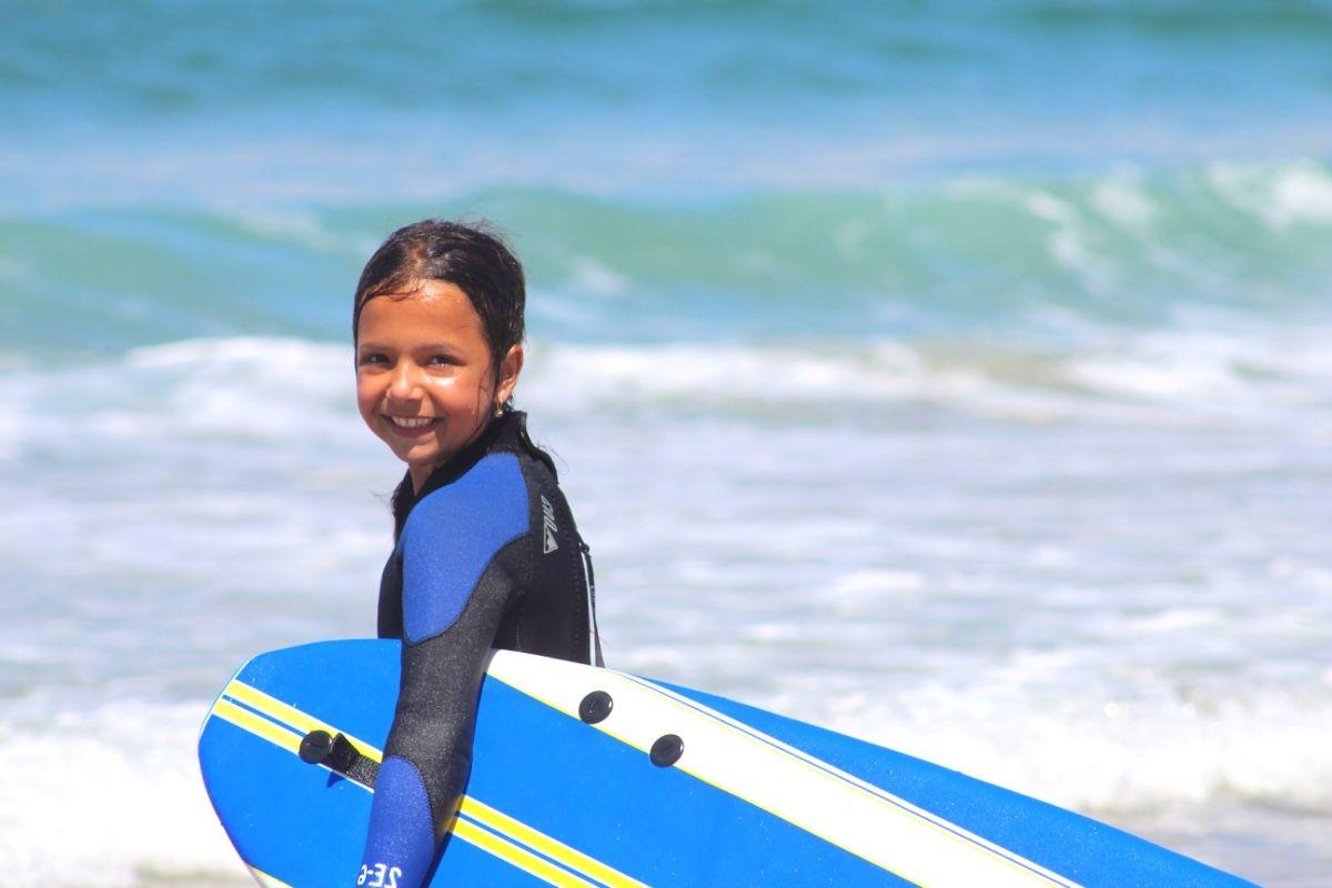 Camper surfing