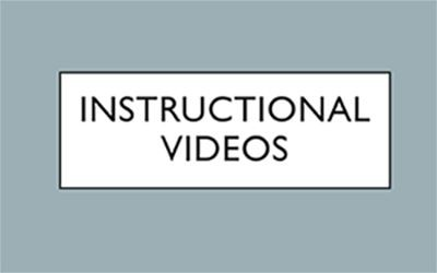 Library Instructional Videos