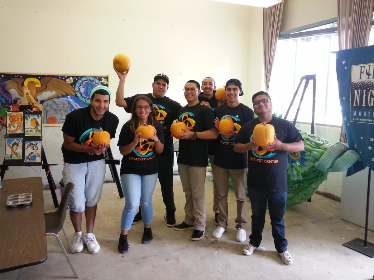 Community Engagement students