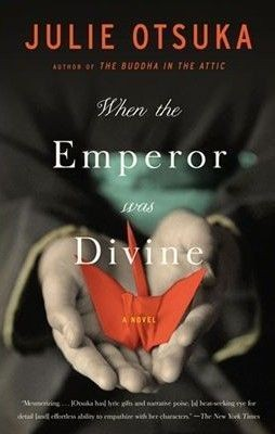 when the emperor was divine book