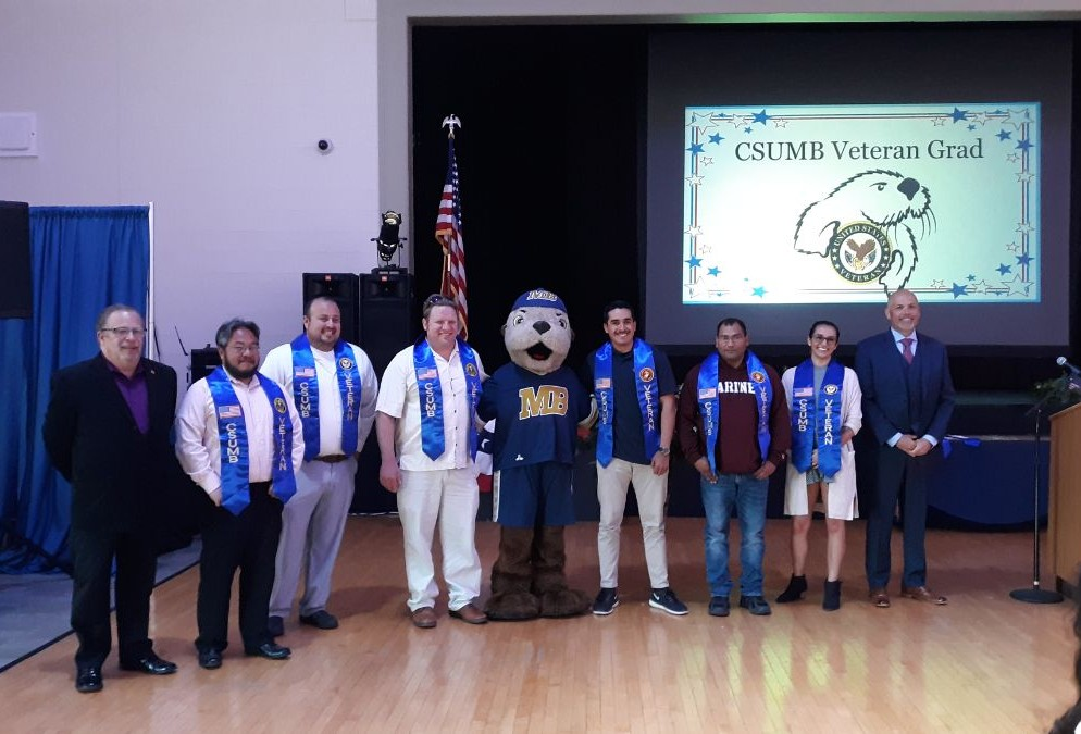 Spring 2019 Veterans Graduation Celebration