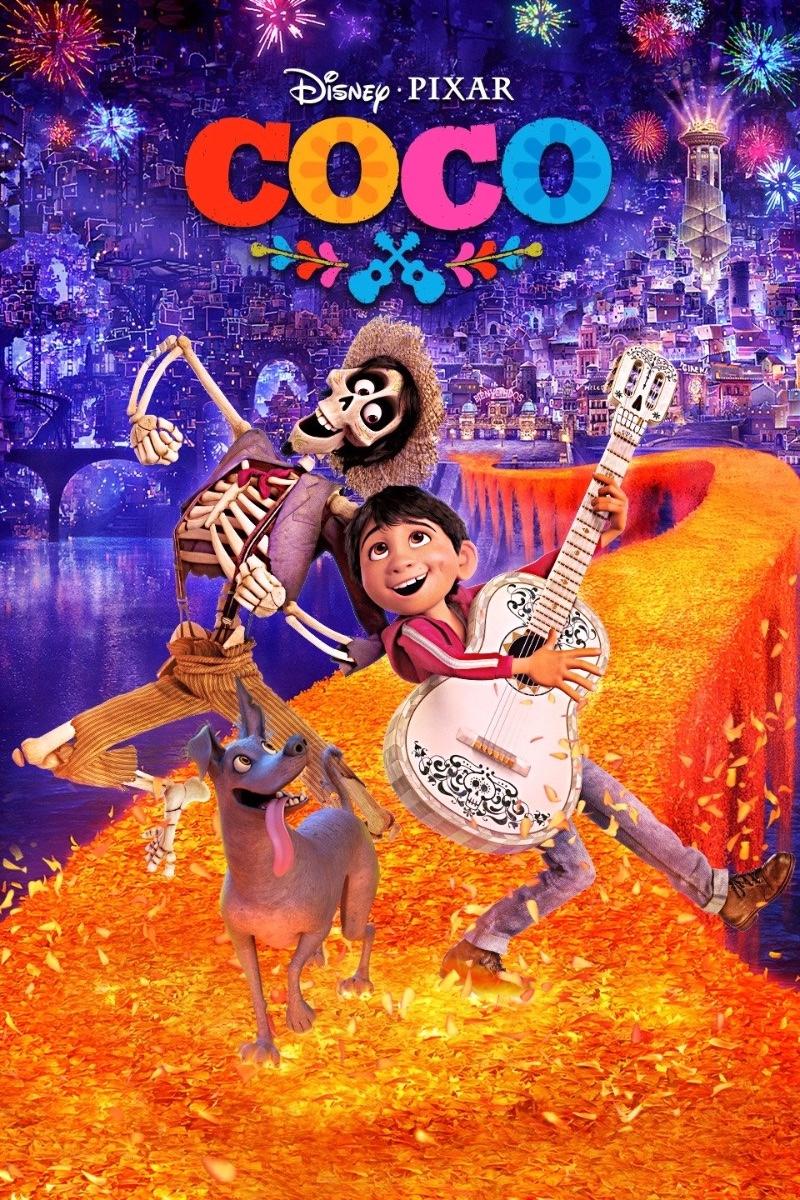 coco film poster