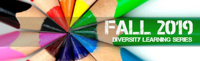 Fall 2019 Diversity Learning Series Colorful pencil Image