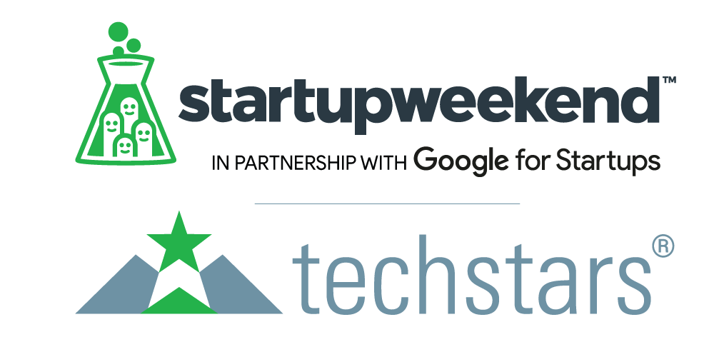 startupweekend in partnership with Google for Startups and Techstars