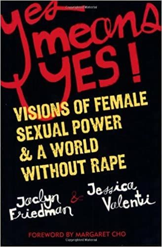 title page for Yes Means Yes!