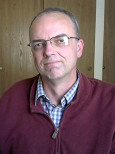 Business Librarian Stephen Fadel