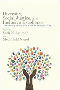 book cover diversity social justice inclusive excellence