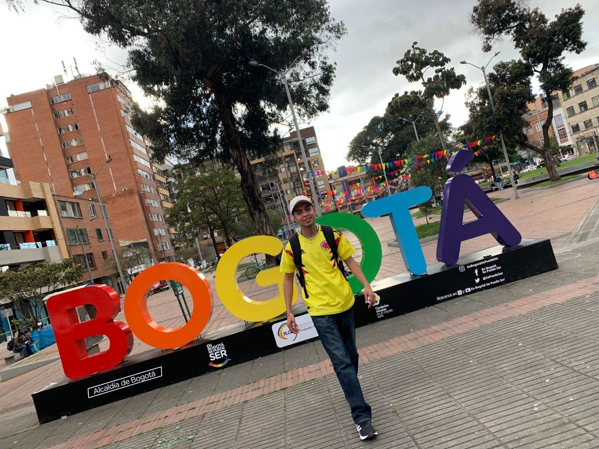 Jose Lopez - Colombia