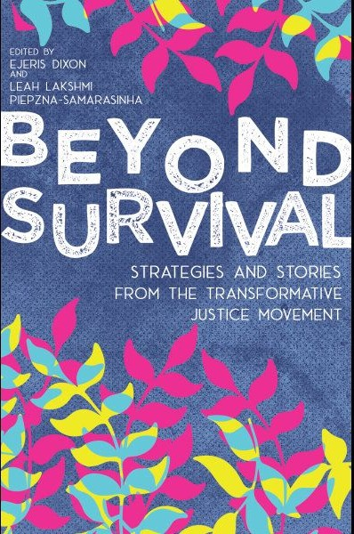 book title for Beyond Survival