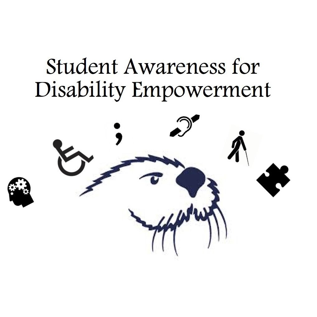 Student Awareness for Disability Empowerment Logo