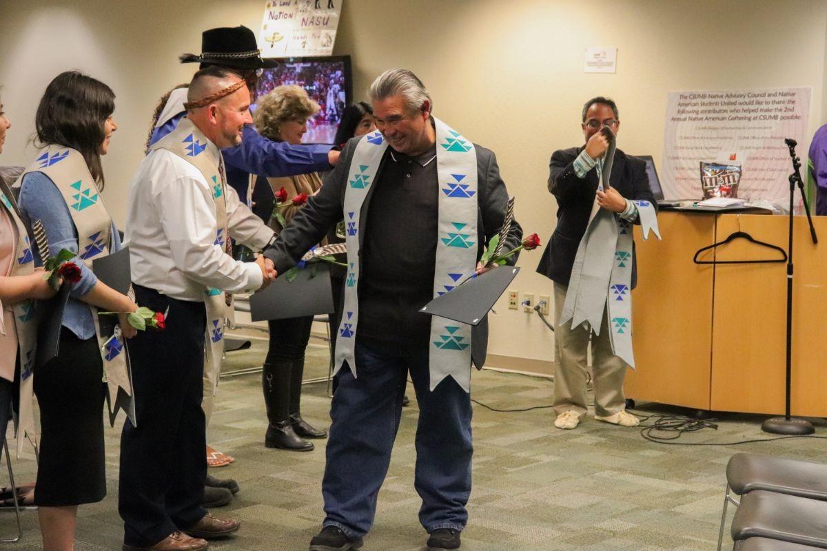 Native American Graduation Celebration