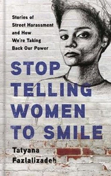 book title for Stop Telling Women to Smile