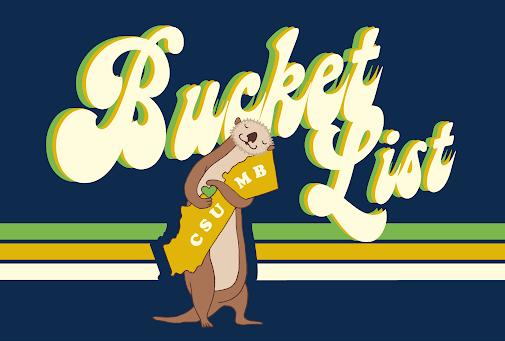 CSUMB Bucket List logo