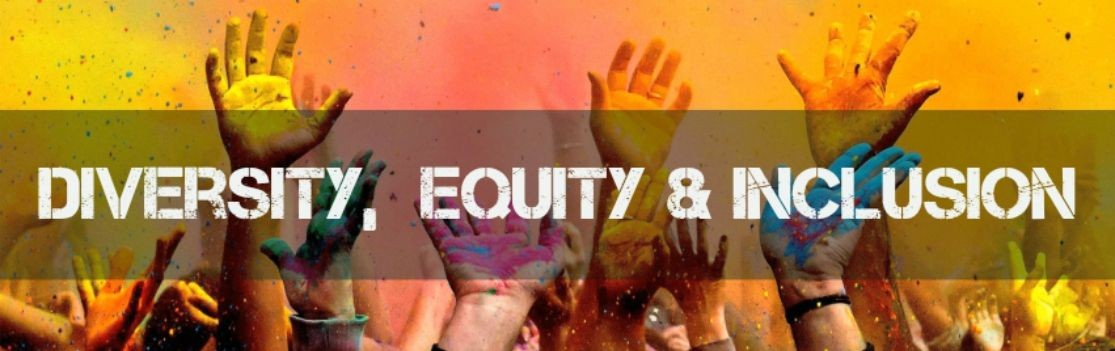 Diversity, Equity & Inclusion Banner