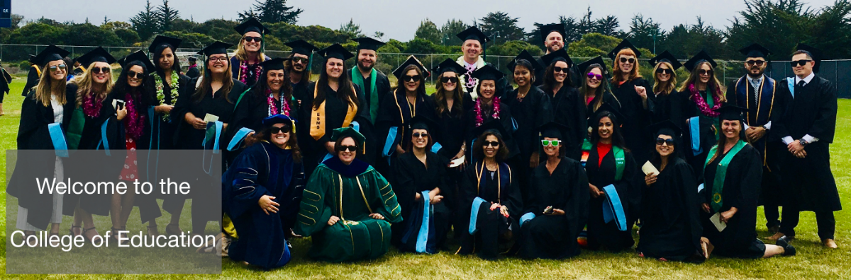 Congratulations to the College of Education - Graduating Class of 2018