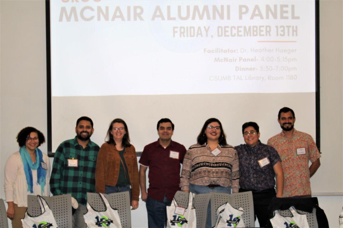 McNair Alumni Panelist
