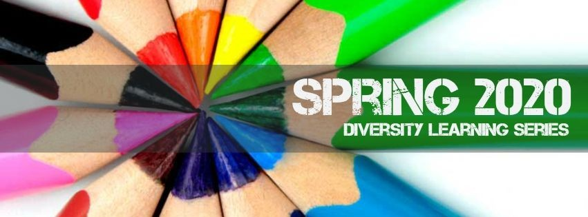 Spring 2020 Diversity Learning Series Colorful pencil Image